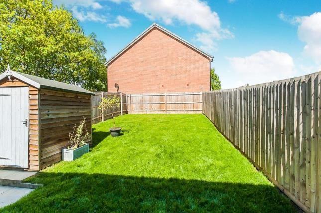 Garden of Brun Balderston Close, Spilsby PE23