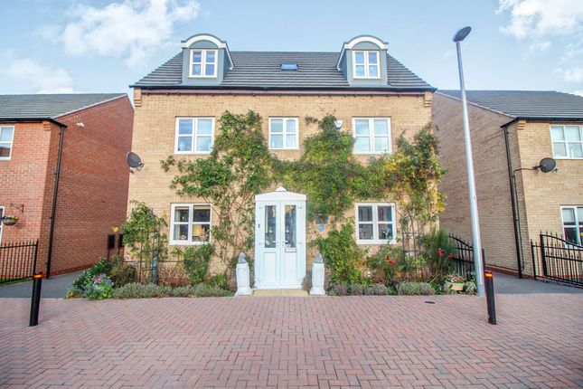 Thumbnail Detached house for sale in Ocean Drive, Warsop, Mansfield