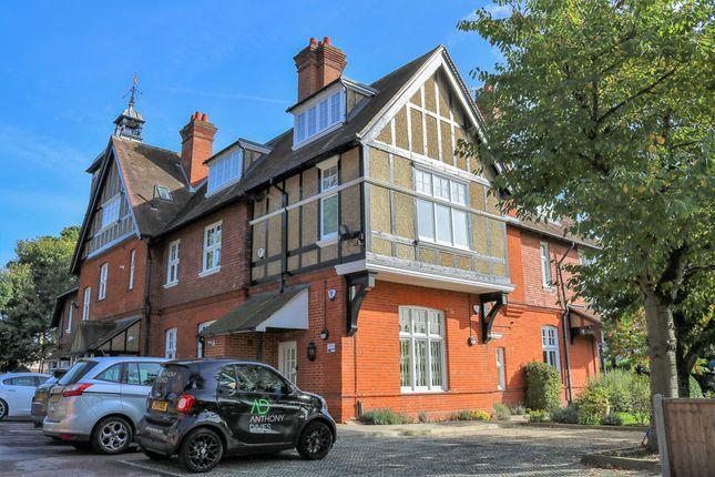 Thumbnail Flat to rent in St. Cross Chambers, Upper Marsh Lane, Hoddesdon