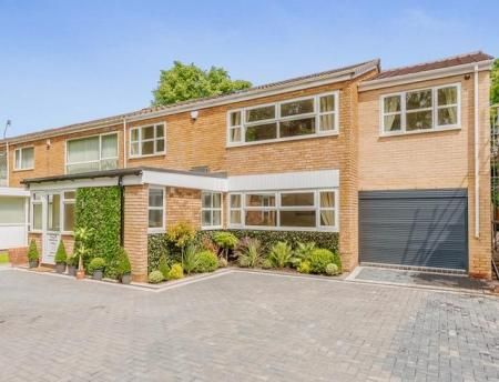 Thumbnail Semi-detached house for sale in Christchurch Close, Edgbaston, Birmingham