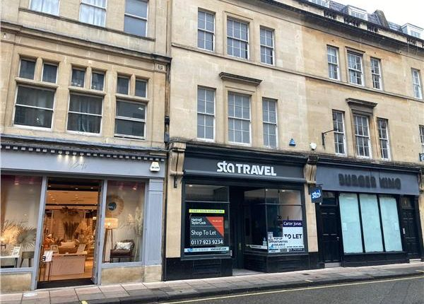 Thumbnail Retail premises to let in 3 Cheap Street, Bath, Bath And North East Somerset