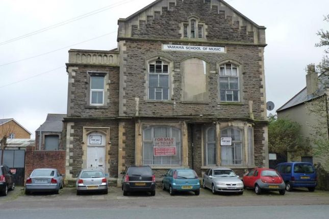 Commercial property for sale in Stacey Road, Roath, Cardiff