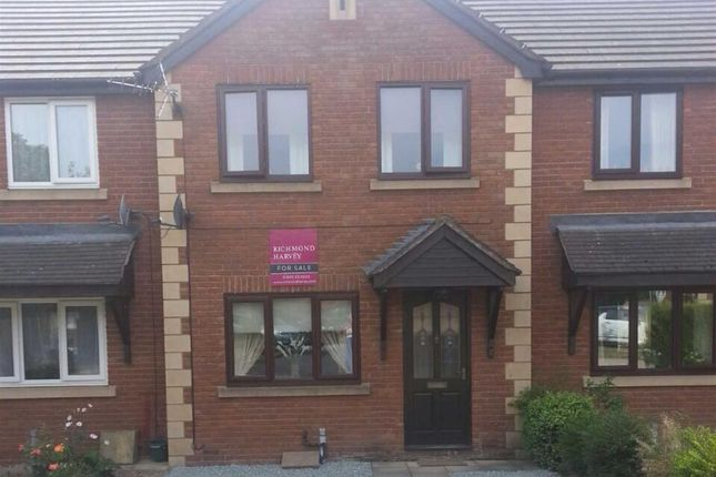 Thumbnail Terraced house to rent in Ifton Fields, St. Martins, Oswestry