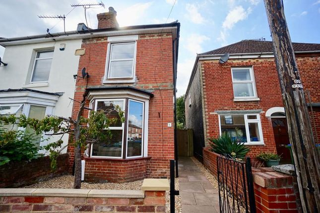 Thumbnail Semi-detached house for sale in Queenstown Road, Freemantle, Southampton