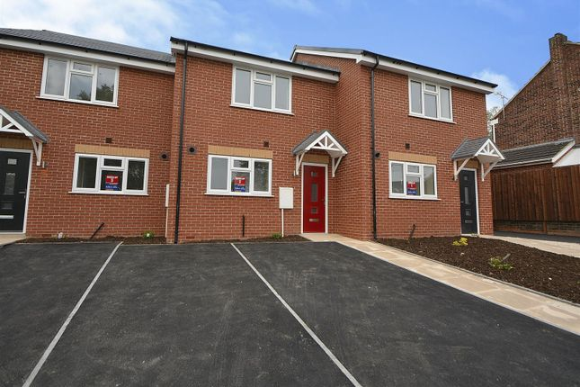 Thumbnail Terraced house for sale in Nottingham Road, Borrowash, Derby
