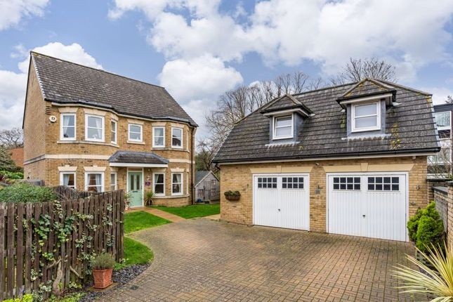 Thumbnail Detached house for sale in Marshall Square, Southampton
