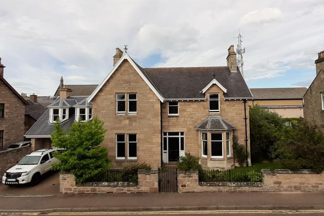 Thumbnail Detached house for sale in Earlston Villa, 5 Gordon Street, Elgin