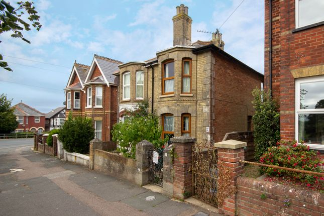 Thumbnail Semi-detached house for sale in Victoria Grove, East Cowes, Isle Of Wight