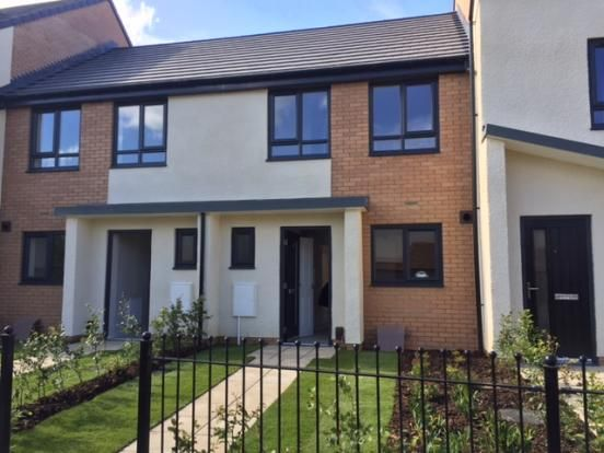 Thumbnail Town house to rent in Carrock Close, Redcar