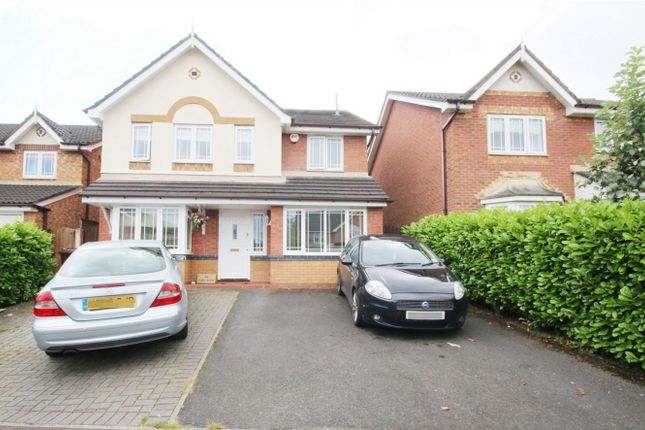 Thumbnail Detached house for sale in York Road, Ashton-In-Makerfield, Wigan, Lancashire