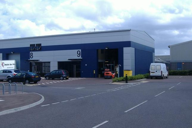 Thumbnail Light industrial to let in Optima Park, Thames Road, Crayford, Dartford, Kent