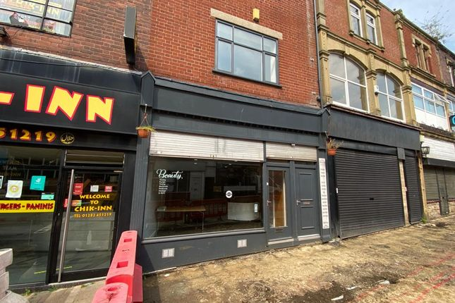 Thumbnail Retail premises to let in 157 St. James Street, Burnley