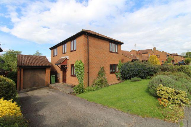 4 bed detached house for sale in Thorneycroft Lane, Downhead Park MK15