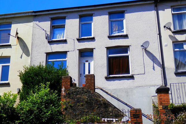 Thumbnail 3 bed terraced house for sale in Ynyshir Road, Ynyshir, Rhondda Cynon Taff.