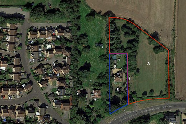 Thumbnail Land for sale in Wimblington Road, Doddington, March