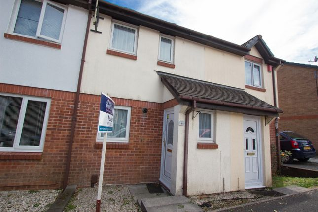 Thumbnail Terraced house to rent in Woodend Road, Woolwell, Plymouth