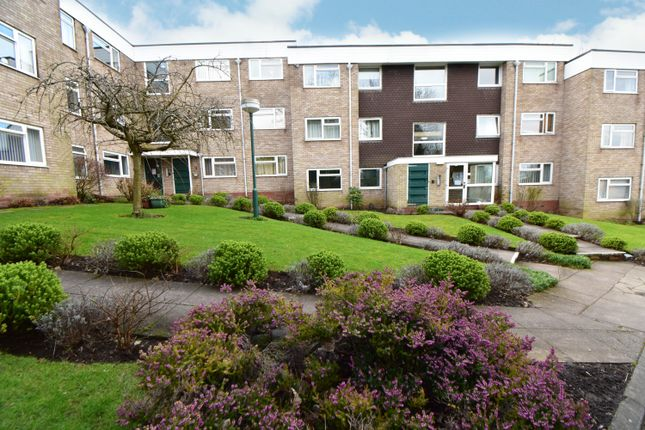 2 bed flat for sale in Fentham Court, Ulverley Crescent, Solihull B92