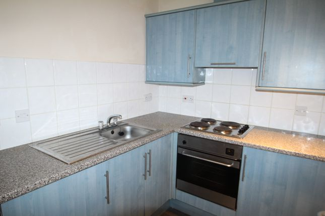 Kitchen of Central Park Avenue, Pennycomequick, Plymouth PL4