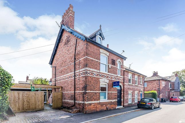 Thumbnail Detached house for sale in Queen Street, Knutsford, Cheshire