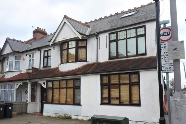 Thumbnail End terrace house for sale in London Road, Thornton Heath, Surrey