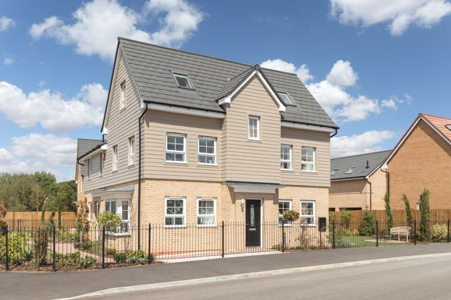 """Thumbnail Detached house for sale in """"Hesketh"""" at The Ridge, London Road, Hampton Vale, Peterborough"""