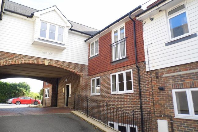 Thumbnail Flat to rent in Kings Court, Uckfield