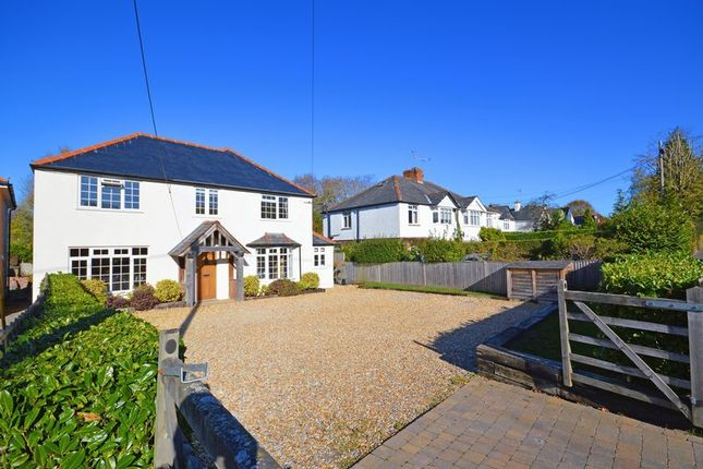 Thumbnail Detached house for sale in Haslemere Road, Liphook