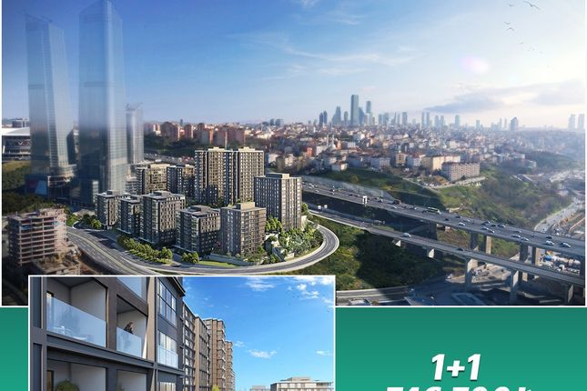 Apartment for sale in Ihome156Oneplusone, Sarıyer, Istanbul, Marmara, Turkey