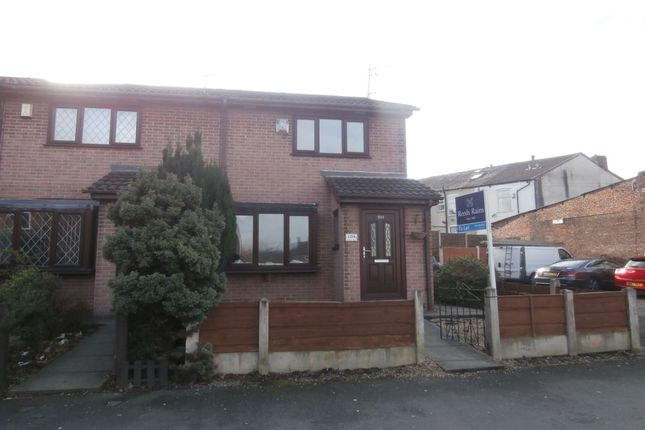 Thumbnail Terraced house to rent in Crescent Fold, Mottram Road, Broadbottom, Hyde