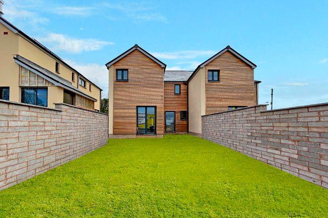 Thumbnail Semi-detached house for sale in Sourton, Okehampton