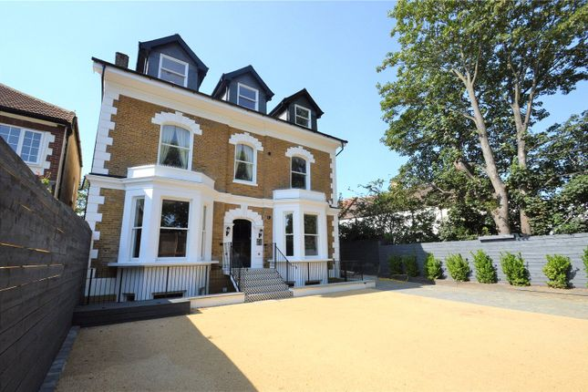 Thumbnail Flat for sale in Lower Addiscombe Road, Addiscombe, Croydon