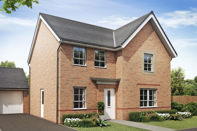 "Thumbnail Detached house for sale in ""Radleigh"" at Rydal Terrace, North Gosforth, Newcastle Upon Tyne"