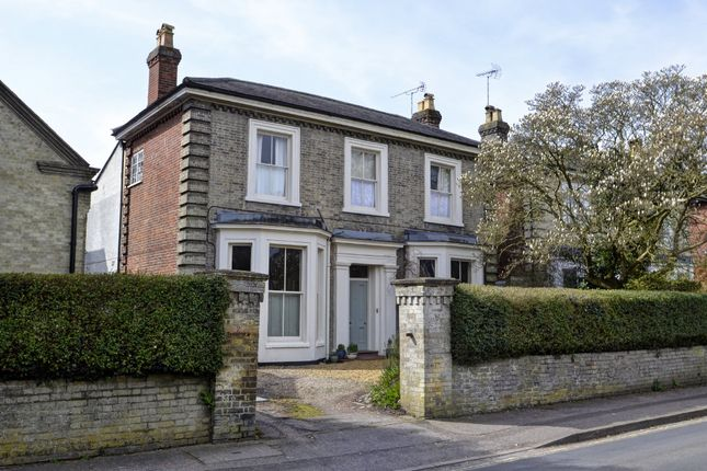 Thumbnail Detached house for sale in The Cedars, Albemarle Road, Norwich