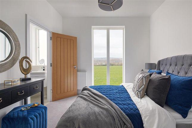 Thumbnail Semi-detached bungalow for sale in Manor Farm Close, Cliffe, Kent