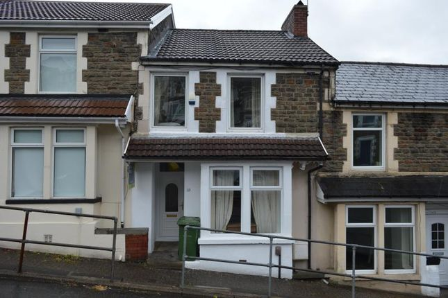 Thumbnail Terraced house to rent in St. Michaels Avenue, Treforest, Pontypridd