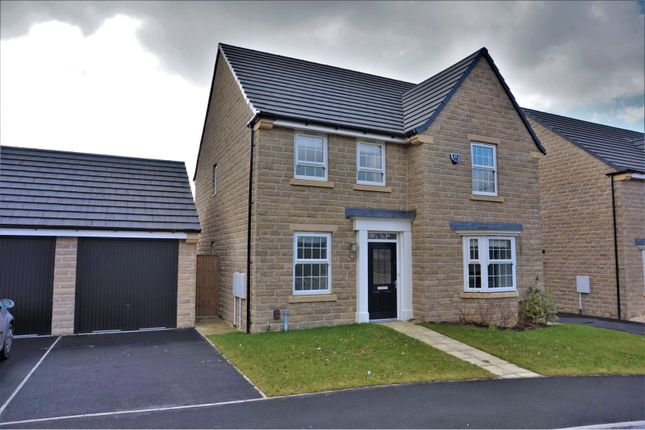 Thumbnail Detached house for sale in Bluebell Drive, Wyke