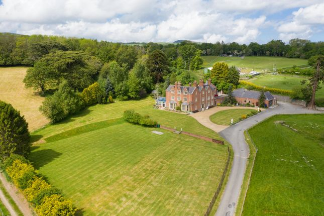 Thumbnail Detached house for sale in Henllan, Denbigh