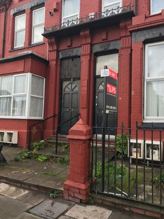 Thumbnail Flat to rent in Stanley Road, Bootle, Merseyside