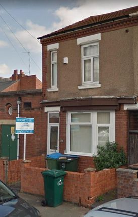 Front of Harefield Road, Coventry CV2