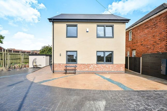 Thumbnail Detached house for sale in Upper Dunstead Road, Langley Mill, Nottingham