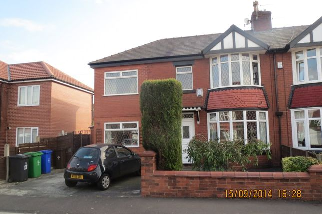 Thumbnail Semi-detached house to rent in Middlegate, Manchester