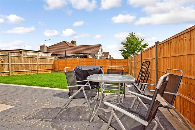Thumbnail Semi-detached bungalow for sale in Kelston Road, Ilford, Essex