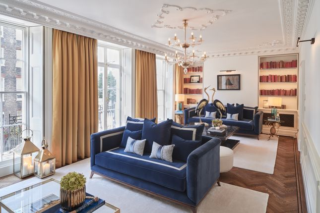 Thumbnail Property to rent in Chester Street, London