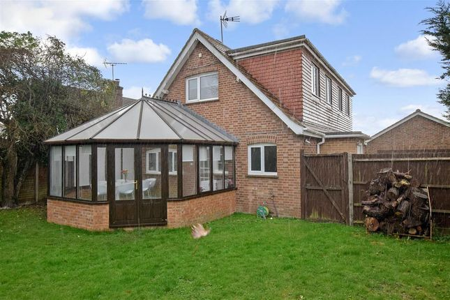 Thumbnail Bungalow for sale in Kings Close, Yapton, Arundel, West Sussex