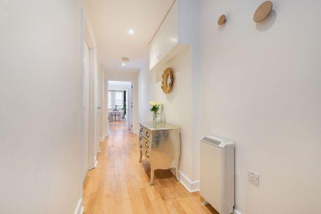 Hallway of Inverness Street, London NW1