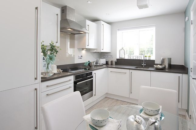 """Thumbnail End terrace house for sale in """"Folkestone"""" at Sutton Way, Whitby, Ellesmere Port"""