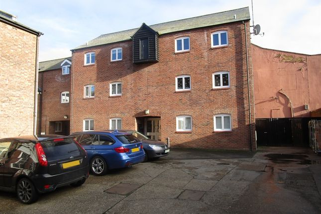 Thumbnail Flat for sale in Aickmans Yard, King Street, King's Lynn