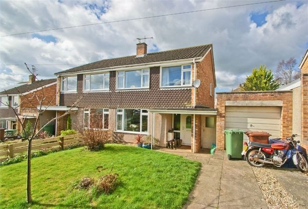 Thumbnail Semi-detached house for sale in Hawkers Lane, Wells