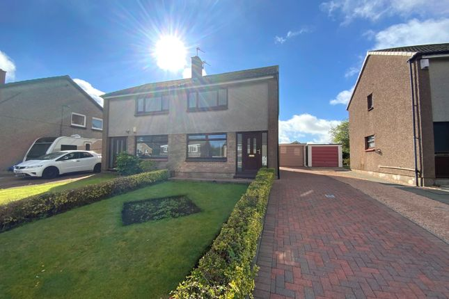 2 bed semi-detached house for sale in Duddingston Drive, Kirkcaldy KY2