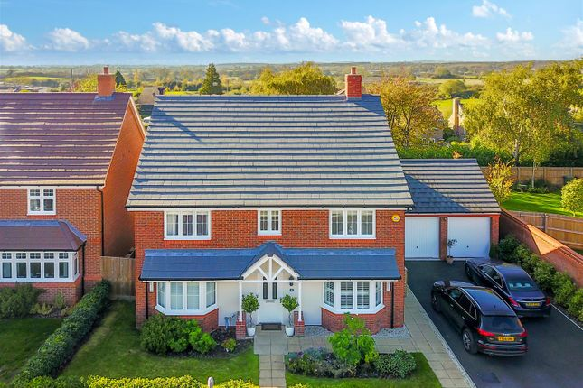 Thumbnail Detached house for sale in Ross Crescent, Inkberrow, Worcester